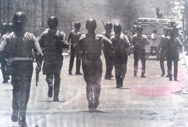 ¿La historia es nuestra? 1 de Mayo de 1973