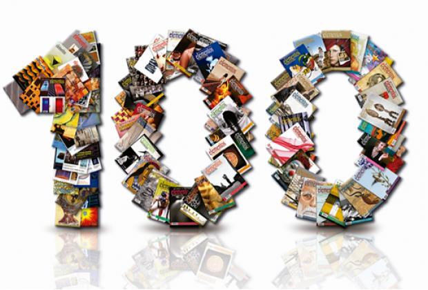 ¡Cien números de la revista Elementos! Un festejo por la ciencia en México
