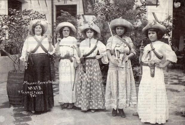 El siglo XX mexicano: resistencia y memoria. Mujeres en la Historia política de México