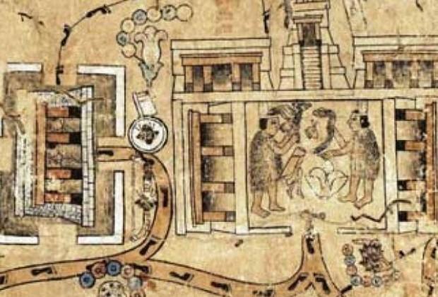 Los mercaderes en el templo: Cholula