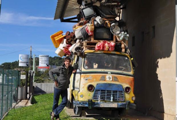 Oaxaca: una ráfaga de viento/Dick Keis, febrero 2013