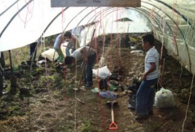 Tzinacapan, otro mundo posible: el cuidado de la tierra y el maíz