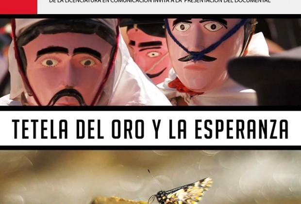 Documental: Presentación jueves 27, 11:00 Salón b-204 Ibero Puebla