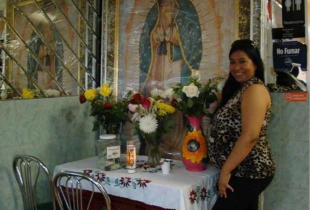 XVI. Rosa - Contigo al Norte Guadalupe