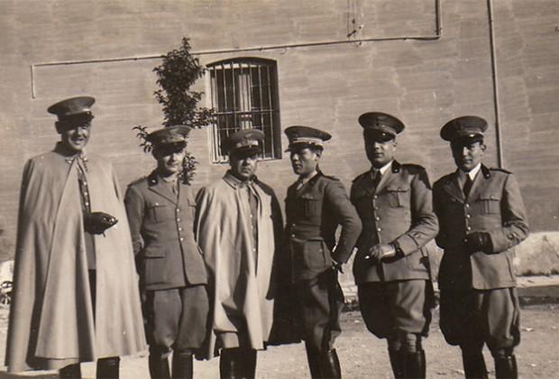 VIII. CORRESPONDENCIA 1933–1946 - Tercera Parte