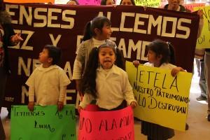 Tetela hacia el futuro responde a FRISCO/Mary Larracilla, Marzo 2013