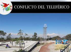 Conflicto del Teleférico