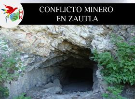 Conflicto minero en Zautla