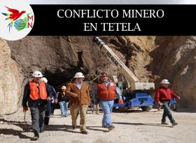 Conflicto minero en Tetela