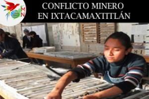 Conflicto minero en Ixtacamaxtitlán