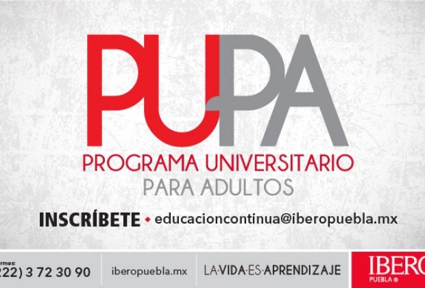 PUPA, la universidad para los adultos en la Ibero Puebla