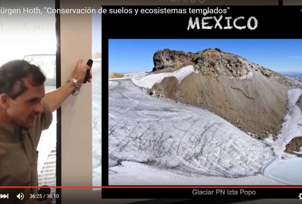 La aberrante destrucción de los pastizales de alta montaña en el Parque Nacional Izta-Popo