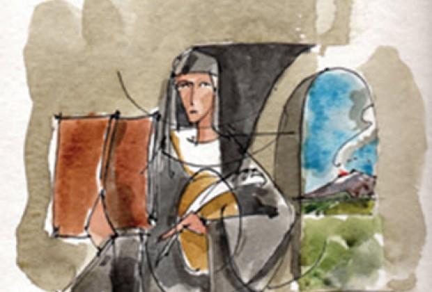 Con ajenos pensares/Elogio de Sor Juana por la memoria de Amado Nervo