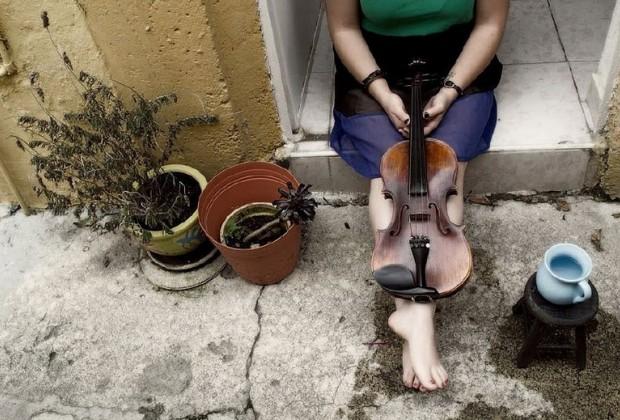 Amanda Tovalín, jazz en el Mendrugo