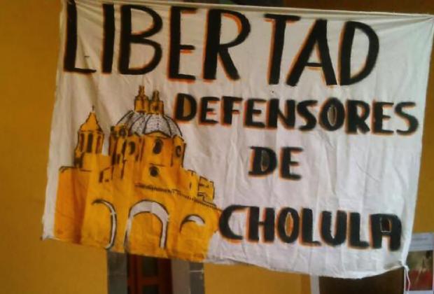Al final del amparo una pregunta simple: ¿cuándo liberarán a los Xicale presos en Cholula?