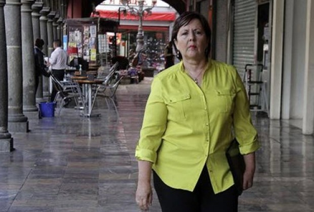 Ana Tere Aranda por ella misma: Al PAN lo secuestró una camarilla