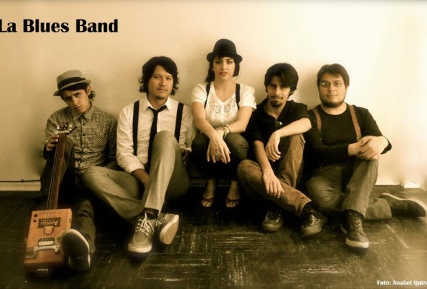 La BLUES  BAND en El Mendrugo