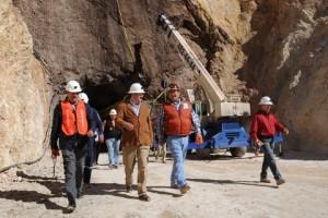 Busca minera de Slim extraer oro a costa de la ecología de Tetela
