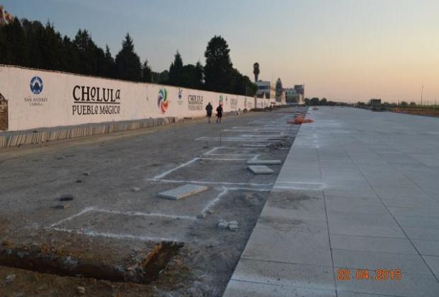 Crónica de un atentado al patrimonio cultural: El caso de Cholula