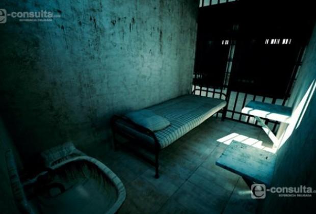 En la cárcel con Adán Xicale y los defensores del patrimonio cultural cholulteca