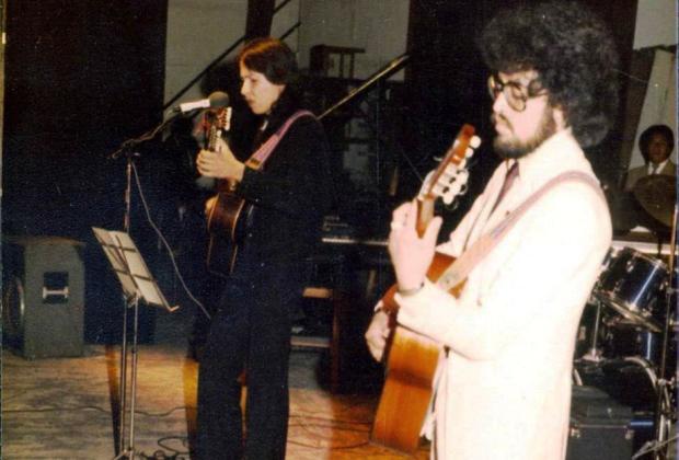 Eurídice Amaranto 1985 Hiroshima: rock y solidaridad en los 80s en Puebla