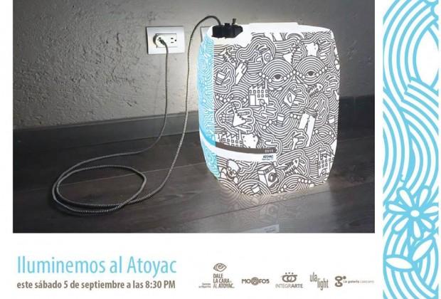 Iluminemos al Atoyac.