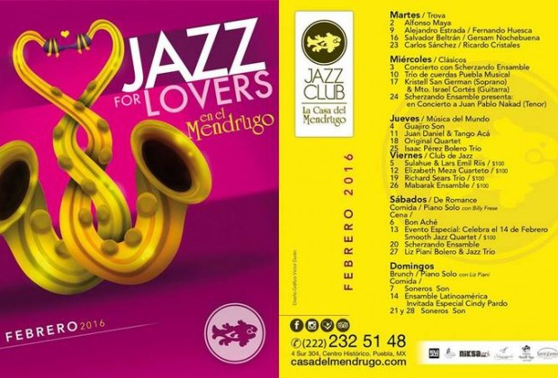 Jazz for lovers en el Mendrugo