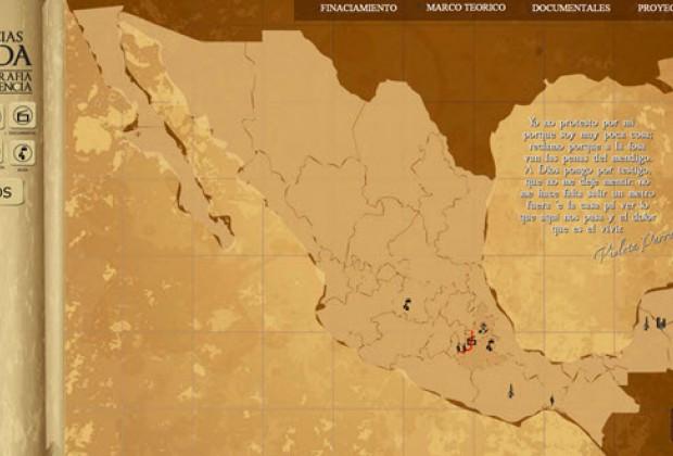Gracias a la vida: cartografía de la resistencia