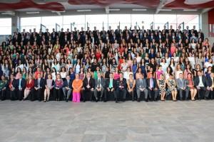 Ibero Puebla, Graduación 2015: Mirar al mundo desde la opresión del pueblo