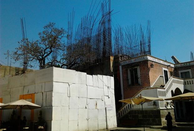 Ciudadanos exigen la reinstalación de la Arquitecta Sonia Espinosa Martínez en el INAH