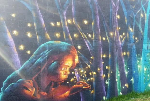 Luces del bosque para estos tiempos oscuros