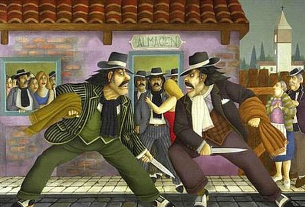 Lunfardo, tango instrumental en el Mendrugo