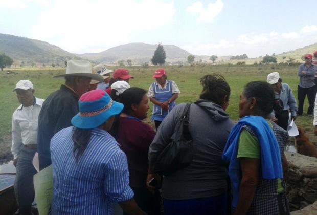 Rechazan en Malacatepec pozos de agua potable para Lomas de Angelópolis