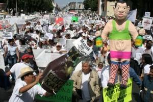 Masa y espontaneidad: Febrero de 2006, la marcha que no tumbó a Marín