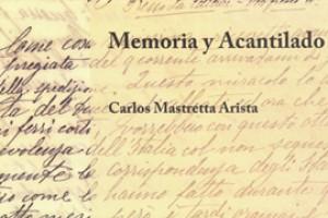 I. Memoria y acantilado