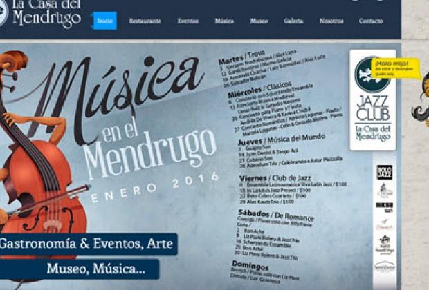 La Casa del Mendrugo, entre los 193 Clubs de Jazz en el mundo