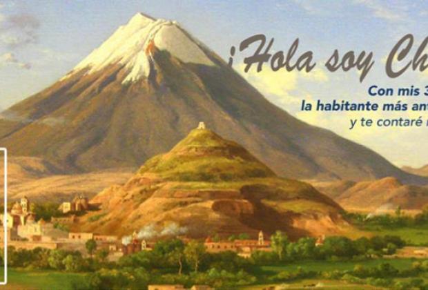Chuchita en el Mendrugo: generar una conversación sobre la historia de Puebla