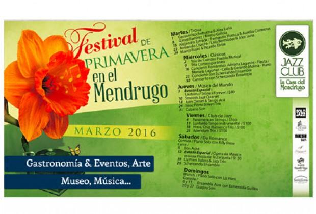 Festival de primavera en el Mendrugo