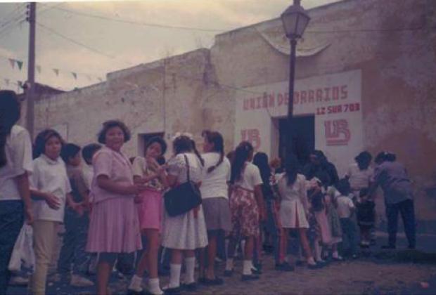 De los Miguelitos a la estación vieja: memoria de la Unión de Barrios