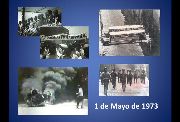 Los movimientos sociales en Puebla, 1960-2015: una visión de conjunto