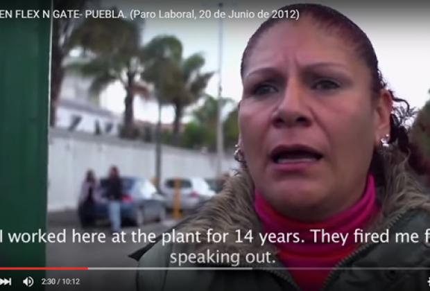 Volkswagen: dos videos extremos de la industrialización en Puebla: Navidad en Audi/Huelga en Flex N Gate