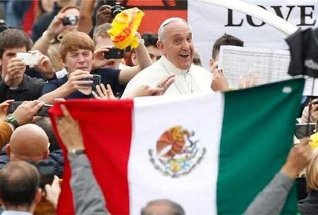 Bergoglio, un hombre de su tiempo, tiene que hablar fuerte en México y hasta un exorcismo ayudaría