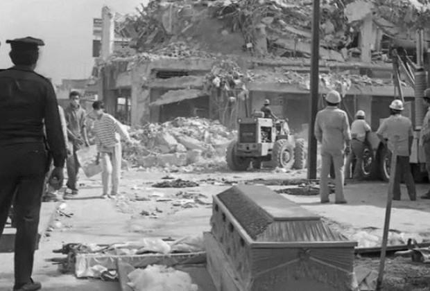 Ciudad de México, 19 de septiembre de 1985: No se vale morir así nomás