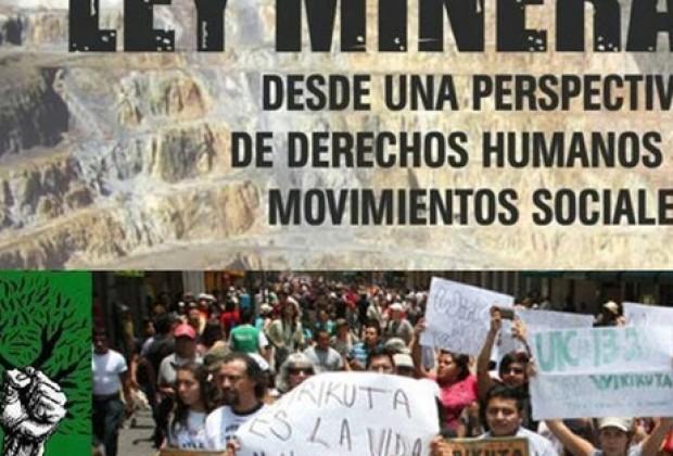Iniciativa Ciudadana de Ley Minera desde Derechos Humanos en Change.org