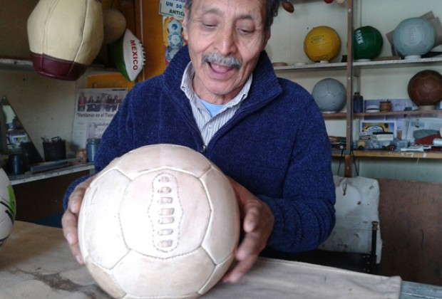 El artesano del futbol