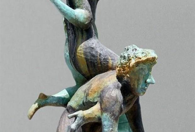En el centro del mundo: La pareja del trompo