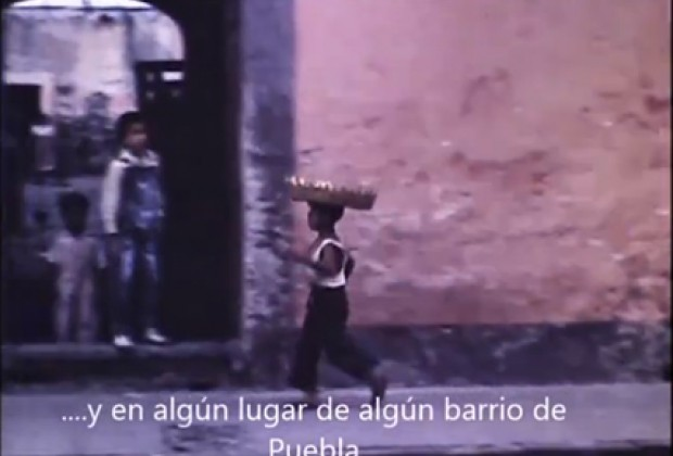 Puebla en 1939 a todo color