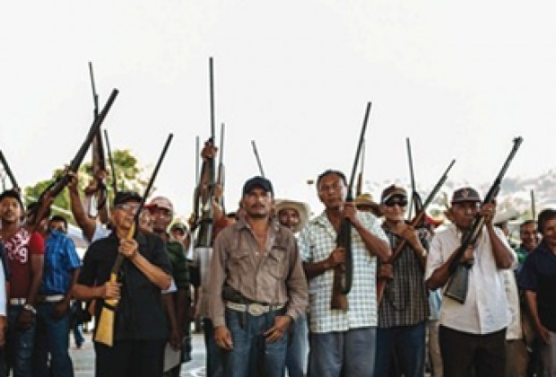 Michoacán: México en fiesta