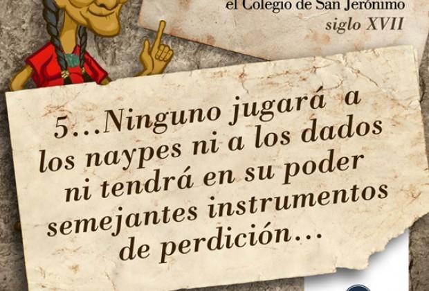Las reglas del Convento de San Jerónimo en el siglo XVII