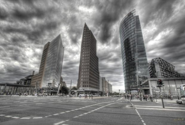 Desconcierto y luz en Berlín